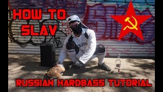 HOW TO SLAV | RUSSIAN HARDBASS MIX | CHEEKI BREEKI TUTORIAL