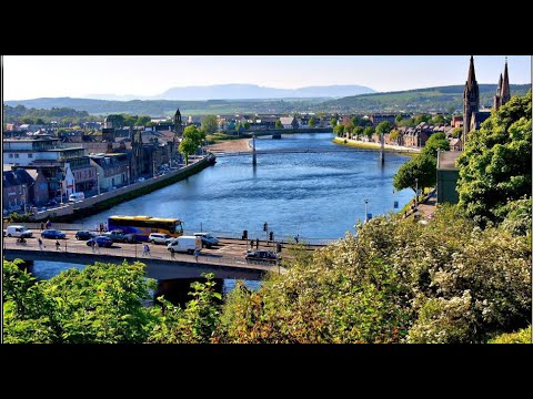 Scotland / Escócia: Inverness