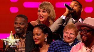 World's Biggest Music Stars Having The Best Time On The Graham Norton Show | Volume 1