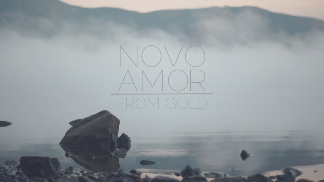 Novo Amor - From Gold (official video) thumbnail
