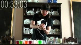 22 Jell-O Cups Eaten in 50 Sec - (Ep1. 60 Second Series) width=