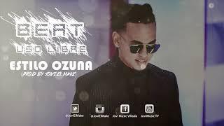 Instrumental De Reggaeton Uso Libre/ Beat  Estilo Ozuna