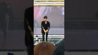 20170528 EXO Seoul Baekhyun Artificial Love 2