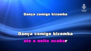 ♫ Karaoke ROÇA NESTA KIZOMBA - Maria Lisboa