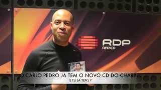 Carlos Pedro Ja Tem o CD Compativel do Charbel
