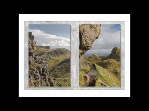 A short walk in the Quirang, Isle of Skye