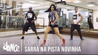 Sarra na Pista Novinha - Parangolé - Coreografia | FitDance - 4k