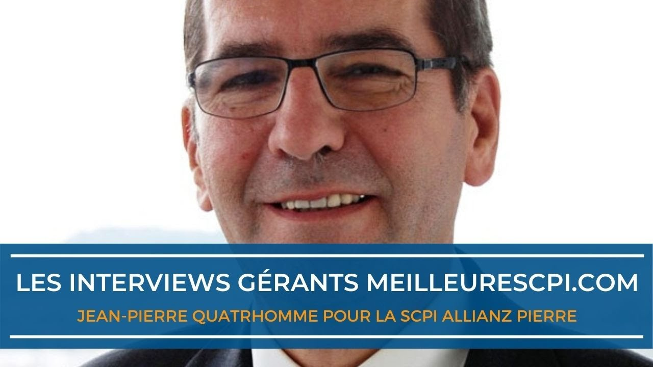SCPI Allianz Pierre