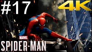 SPIDER-MAN PS4 Walkthrough Gameplay Part 17 - Straw, Meet Camel (Marvel's Spider-Man)
