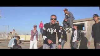 "I-RAQI ""1500 BLA SMYA"" Code Street - Video clip officiel HD"