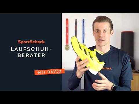 SportScheck Laufschuhberater mit Laufprofi David Schönherr | In 3 Schritten zum perfekten Laufschuh