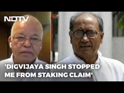 'Digvijaya Singh Stopped Me From Staking Claim': Former Goa Chief Minister | Reality Check
