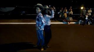Dança Country (Fogo Santo - Fernandinho)
