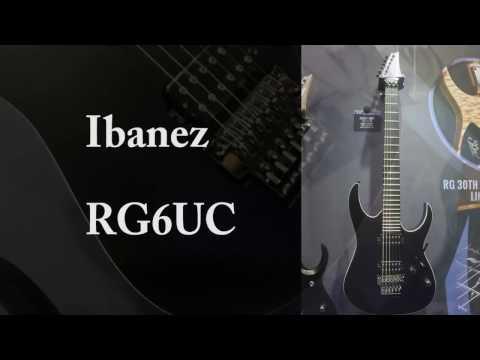 Ibanez RG6UC