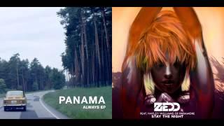 Panama vs. Zedd feat. Hayley Williams - Always The Night