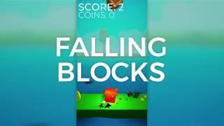 Falling Blocks Trailer: Dodge the Falling Blocks!