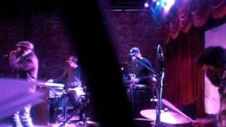 "1 ""Down for the Count"" Talib Kweli + Band @ Brooklyn Bowl live from the RUSIC cam!"