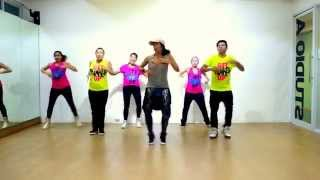 Francesca Maria's choreography of Burnin Up by Jessie J
