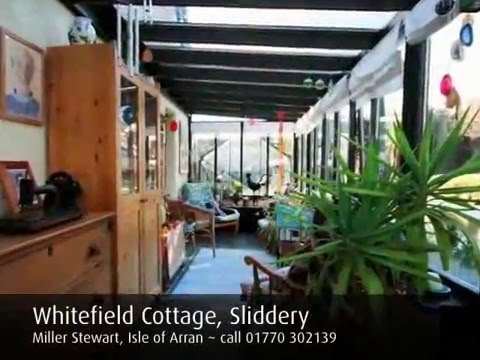 Whitefield Cottage, Sliddery – from Miller Stewart Estate Agents