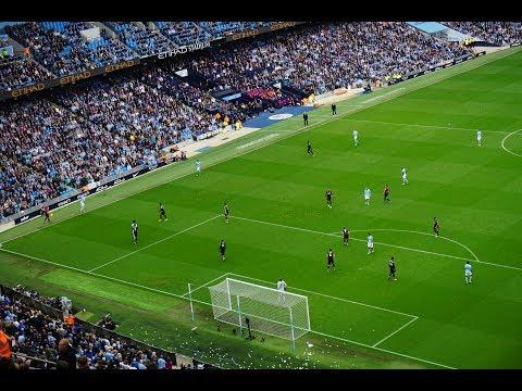 Manchester City v. Crystal Palace (5-0) |  23.09.17 | Etihad Stadium