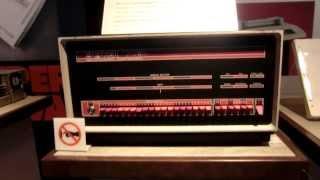 The famous Nova mini computer  by Data General 1969
