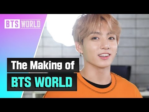 The Making of BTS WORLD