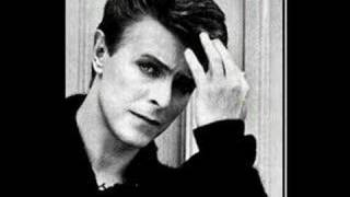 David Bowie - Neighborhood Threat (AUDIO)