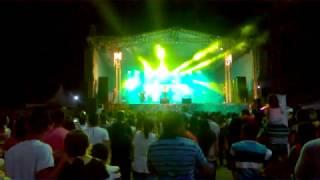 Celione David ao vivo na festa de São Sebastião 2017 em Araçagi