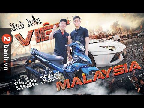 Exciter 135 HỒI SINH phiên bản LC 135 siêu chất của biker Việt I 2banh Review