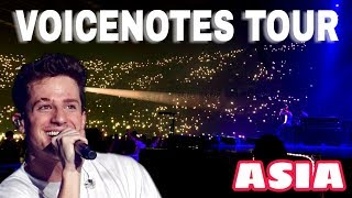Charlie Puth - Voicenotes Tour, Best Moments! (Asia)