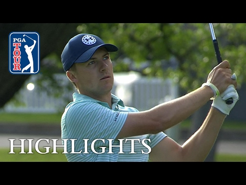 Jordan Spieth extended highlights | Round 2 | DEAN & DELUCA