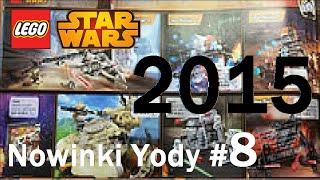 LEGO Star Wars nowości 2015! (Nowinki Yody #8)