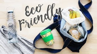 5 Eco Lifestyle Essentials ♻️