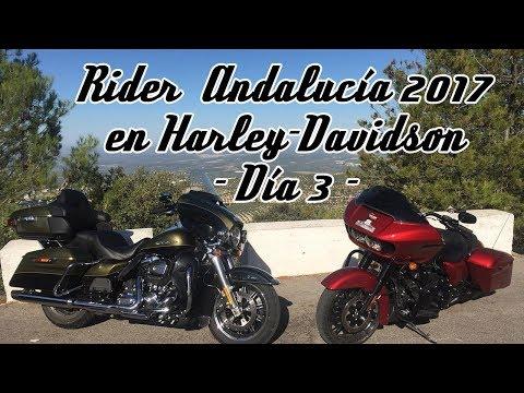 Motosx1000: Rider Andalucía en Harley-Davidson - Día 3 -
