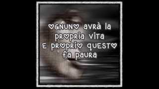 Francesco Renga ft Alessandra Amoroso - L' amore altrove - Testo