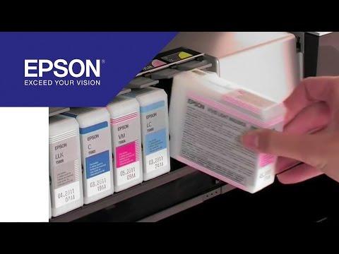 Stylus Pro 3880: Photo and fine art printer | Epson