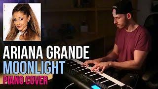 Ariana Grande - Moonlight | Marijan Piano Cover