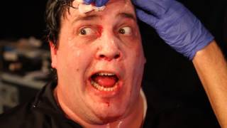 #IMPACT365 Joseph Park after the Monster's Ball match... is he Abyss?