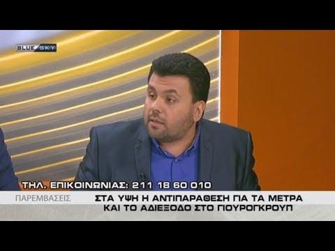 Αποστολόπουλος Πέρρος - Η αλήθεια για το χρέος και τα αντίμετρα - 24/05/17