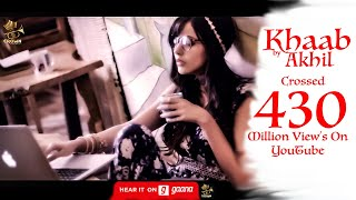 KHAAB || AKHIL || NEW PUNJABI SONG 2016 || FEAT PARMISH VERMA || CROWN RECORDS ||
