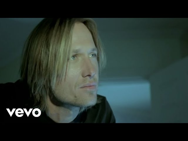 Videoclip oficial de 'You'll Think of Me', de Keith Urban.