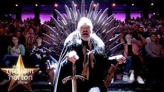 GRAHAM OF THRONES | Emilia Clarke and Kit Harington's Best Moments