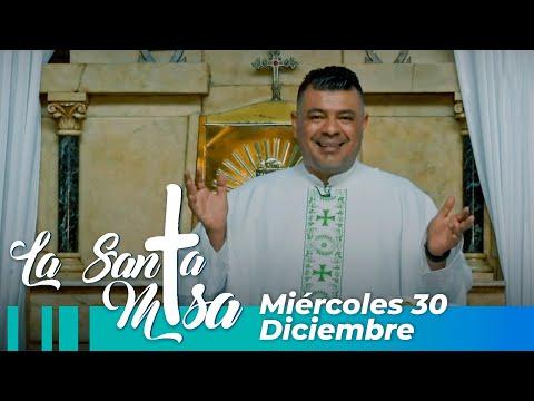 Misa De Hoy, Miércoles 30 De Diciembre De 2020 – Cosmovision
