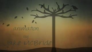"Passenger - ""Let Her Go"" w/ lyrics animation by Jake McBride"