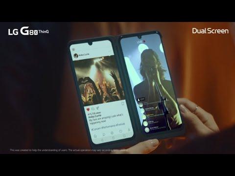 LG G8X ThinQ & Dual Screen: Life Hacks Season 2 – Ep 13. Concert