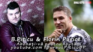 B Piticu & Florin Purice - Dragoste cu sila ( Oficial Audio ) HiT 2014