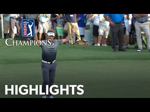 Highlights   Round 3   Oasis Championship