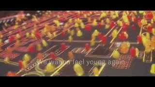 Hardwell - Young Again (Feat. Chris Jones) [Lyrics]