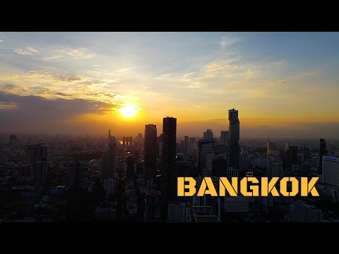 Contest Submission – Heart of Bangkok