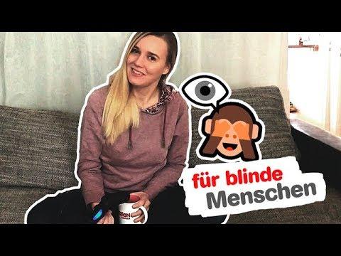 Kübras Vlog-Übernahme: Wie ist es, blind zu sein? (Audiodeskription)